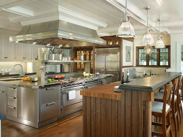 Using Stainless Steel in Kitchen
