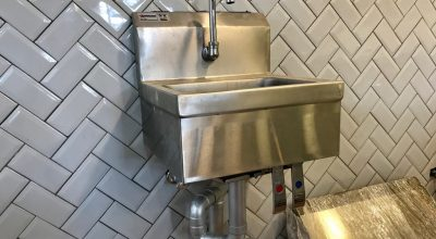 How Many Hand Wash Sinks Should a Commercial Kitchen Have?