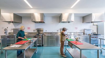 Types Of Ceilings For Commercial Kitchens