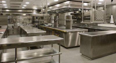 Do Commercial Kitchens Have To Be Stainless Steel?